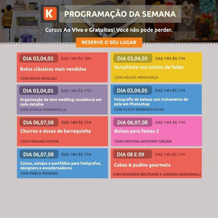 Divulgação/Facebook eduK